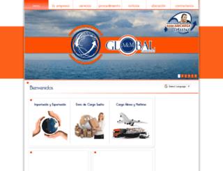 amglobaltrade.com screenshot