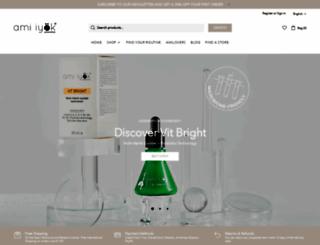 ami-iyok.com screenshot