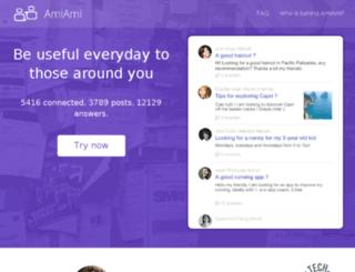 amiami-app.com screenshot