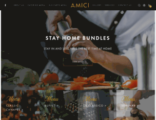 amici.com.sg screenshot