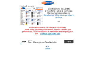 amicocellulare.net screenshot