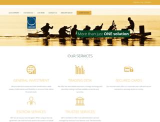 amicorpbank.com screenshot
