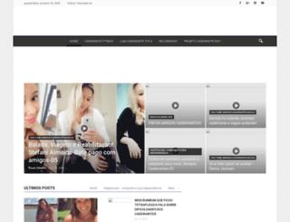 amigoscadeirantes.com screenshot