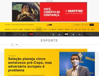 amigosdavelocidade.uol.com.br screenshot