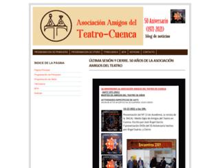 amigosdelteatrocuenca.blogspot.com.es screenshot