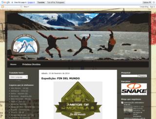 amigosdemochila.com screenshot