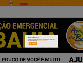 amigosdobem.com.br screenshot