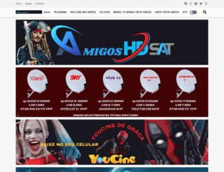 amigoshdsat.blogspot.com.br screenshot