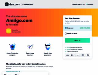 amiigo.com screenshot