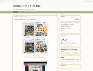 aminsoftpc.blogspot.com screenshot