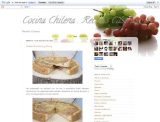 amipintacocino.blogspot.cl screenshot