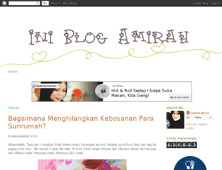 amirahmdesa.blogspot.com screenshot