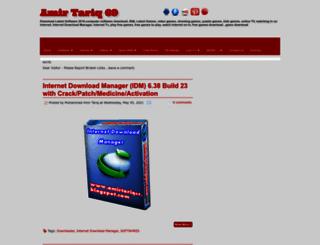 amirtariq69.blogspot.com screenshot
