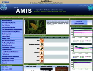 amis.pk screenshot
