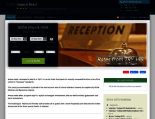 amisos-boutique.hotel-rez.com screenshot