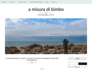 amisuradibimbo.com screenshot