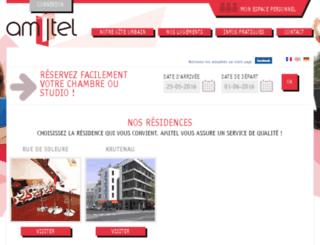 amitel-fjt.com screenshot