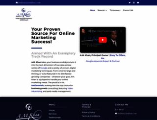 amkhan.com screenshot