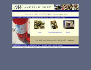 amktrading.nl screenshot