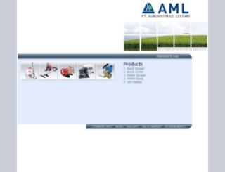 aml.co.id screenshot