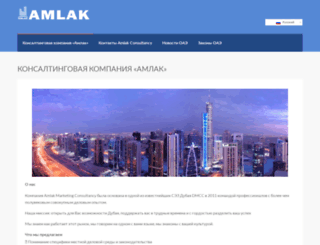 amlakinvest.com screenshot