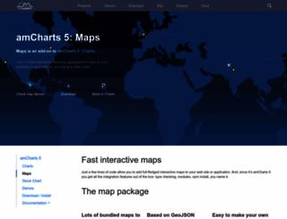 ammap.com screenshot