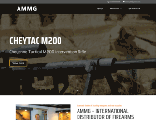 ammg.eu screenshot