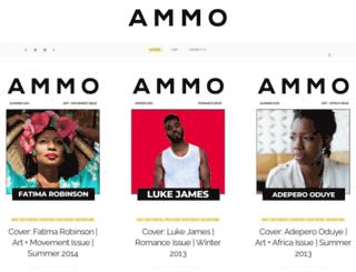 ammomag.com screenshot