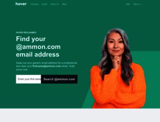ammon.com screenshot