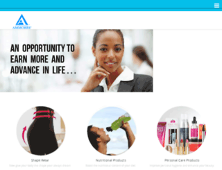 ammorreinternational.com screenshot