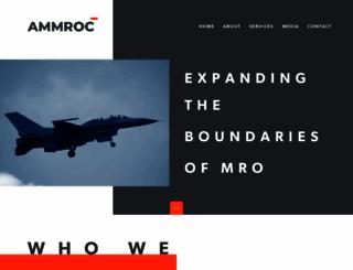 ammroc.ae screenshot