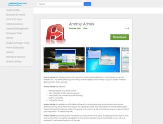 ammyy-admin.joydownload.com screenshot