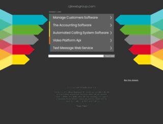 amnarsani.cjkwebgroup.com screenshot