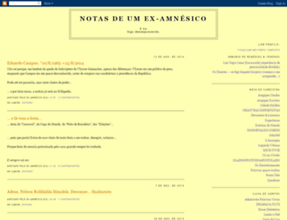 amnesiagnoseologica.blogspot.com screenshot