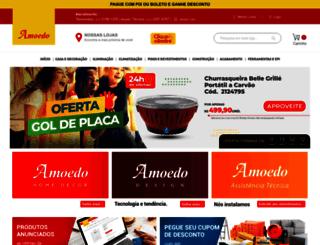 amoedo.com.br screenshot