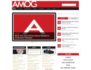 amog.com screenshot