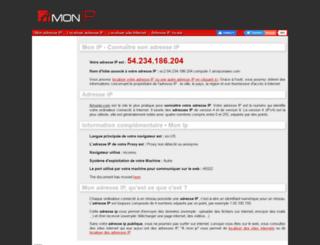 amonip.com screenshot