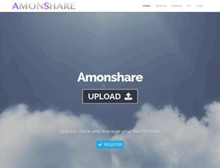amonshare.com screenshot