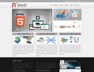 amordit.com screenshot