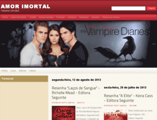 amorimortall.blogspot.com.br screenshot