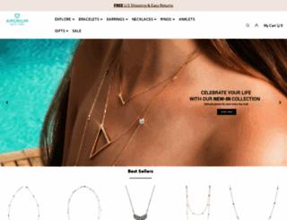 amoriumjewelry.com screenshot