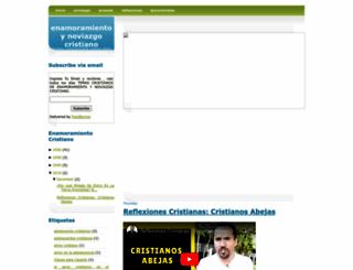 amoryenamoramiento.blogspot.com screenshot