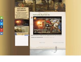 amosboiadeiro.blogspot.com.br screenshot