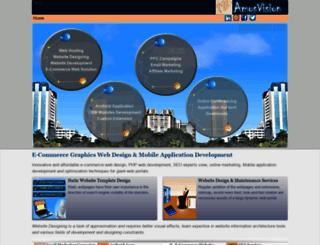 amosvision.com screenshot