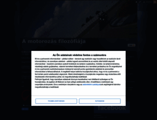 amotorozasfilozofiaja.blog.hu screenshot