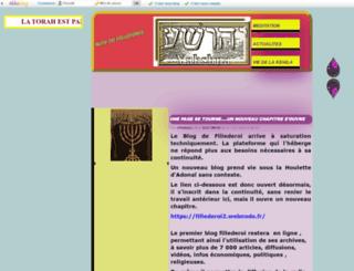 amouragape.revolublog.com screenshot