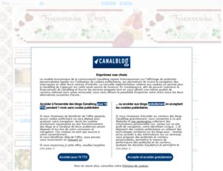 amourdecuisine.canalblog.com screenshot