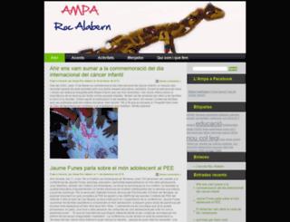 amparocalabern.com screenshot