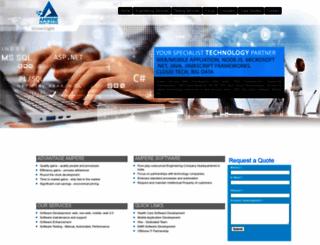 amperesoftware.com screenshot