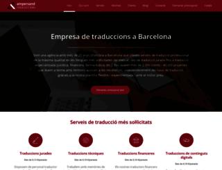 ampersand.es screenshot